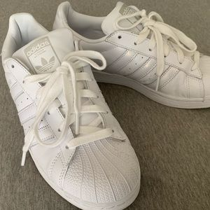 Adidas Superstar Pearl White Sneaker